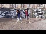 Talyssa Topacio & Noelle Franco | Uptown Funk ft Bruno Mars - Mark Ronson