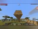 Выживание в Minecraft P.E. 2 постройка дома часть 2