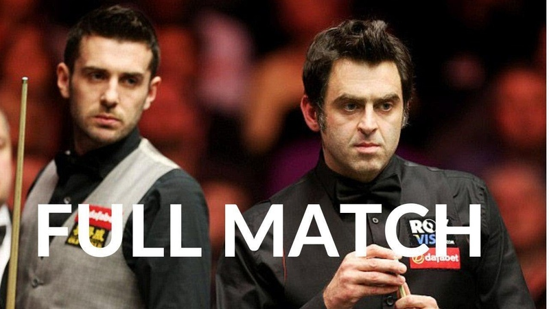 Ronnie O'Sullivan vs Mark Selby FULL MATCH NORTHLAND OPEN 2018 HD P2