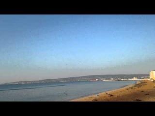 Феодосия. Охрана пляжа ))
