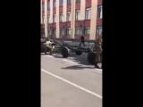 Сбор военного УАЗика за полторы минуты