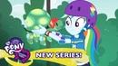 'Sic Skateboard' Original Short MLP : Equestria Girls Season 2
