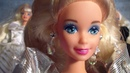 Barbie Happy Holidays, Golden WInter Barbie, Crystal Splendor Barbie
