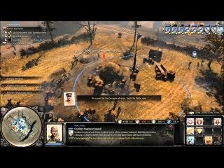 Company of Heroes 2 - Как сжигать людей живьём