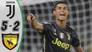 Juventus vs Chievo 5 2 Highlights Goals Resumen Goles Last Matches HD