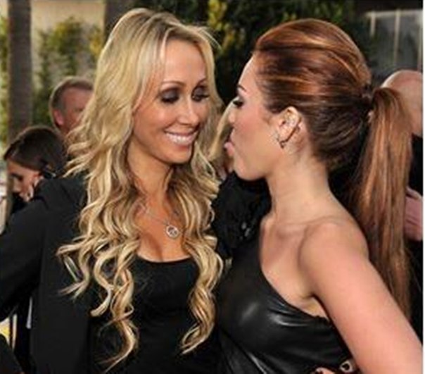 Tish Cyrus Official page | VK