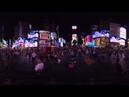 Times Square Midnight Moment July 2018 captured in 360 journey trip travel city