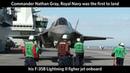 Welcome home HMS Queen Elizabeth completes fast jet trials
