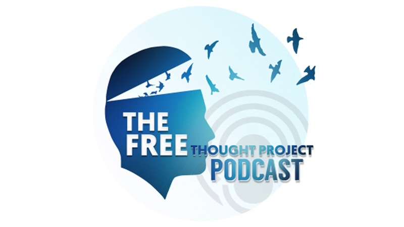 The Free Thought Project Podcast - Episode 9   The Weaponization of Getting You Angry
