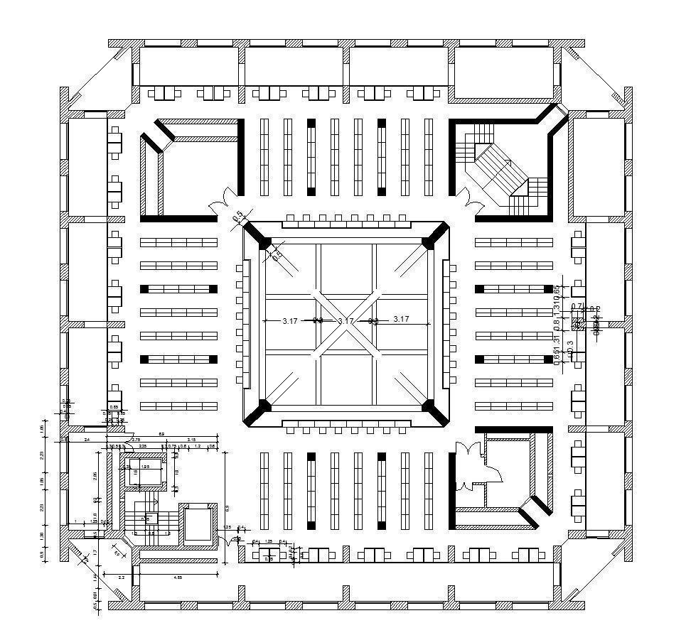 Библиотека Эксетера - Луис Кан