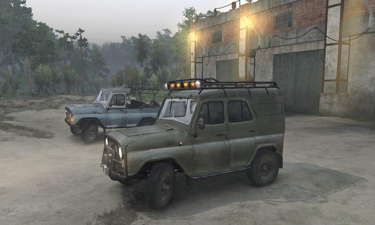 УАЗ-31512/3151 для 03.03.16 для Spintires - Скриншот 2