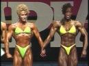 Bev Francis Lenda Murray  Ms  Olympia 1990 finals