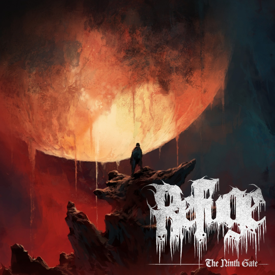 Refuge - The Ninth Gate [EP] (2018)