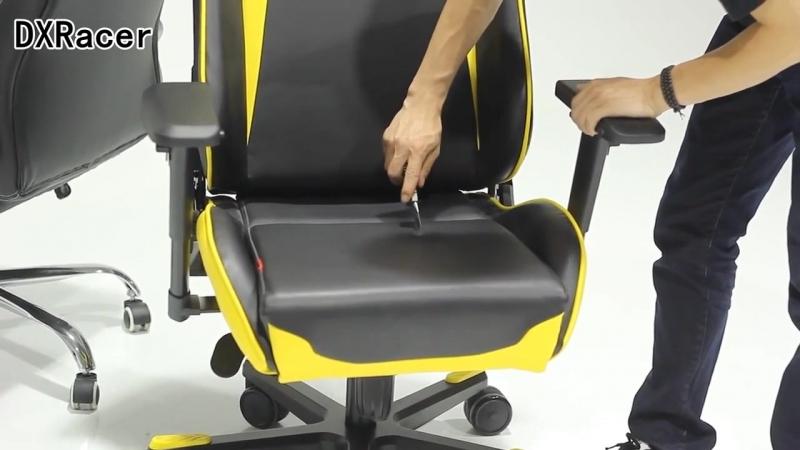 Сравнение геймерского кресла DXRacer vs NoName / Игровые кресла для геймеров / Офисная мебель
