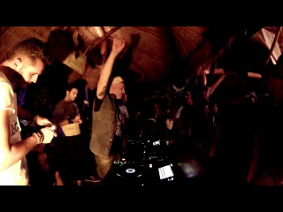 Sharam Jey Live @ Bolivar Beach bar 20/07/2k13 part6
