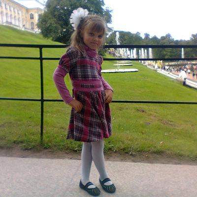 Варвара Рожкова, Санкт-Петербург, id199704579
