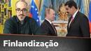 FINLANDIZAÇÃO DA VENEZUELA O RISCO IMINENTE DE CONFLITO COM O BRASIL