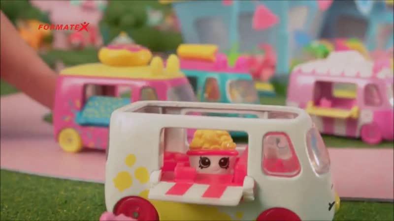Cuki kocsi TV Reklám