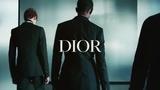 Sasha Komissarov x Dior Homme FW18 Campaign