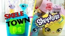 Unboxing Skeletown and Wild Style Season 9 Shopkins