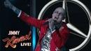 The Smashing Pumpkins - Silvery Sometimes Ghosts Jimmy Kimmel Live