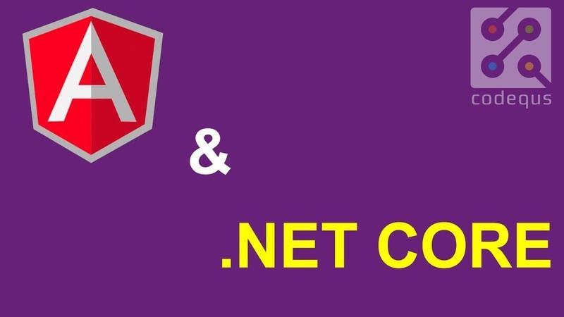 Angular and .NET Core