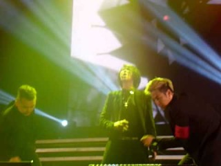 Park Jung Min - Give me your heart - FM Lima