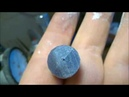 How to dop beads easily for faceting