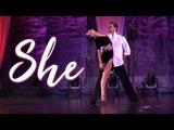 Charles Aznavour - She (Live Performance) Choreography MihranTV