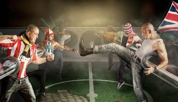 9 лучших фильмов о футбольных фанатах. Приятного просмотра!
