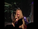Fergie - Gettin' Over You (live @ The Avalon Ballroom Theatre)