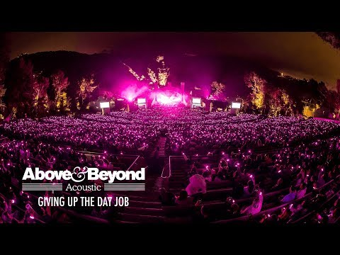 Above Beyond Acoustic On My Way To Heaven Live At The Hollywood Bowl 4K