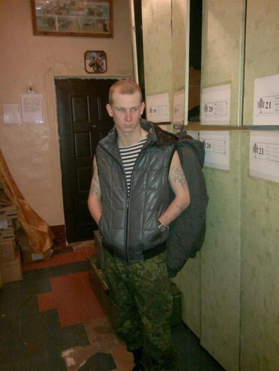 Виктор Конев, 10 сентября , Краснодар, id94749969