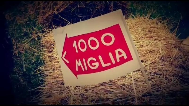Mille Miglia: Шарль Леклер и Маркус Эрикссон на ретро-автомобилях Alfa Romeo