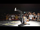 YOSSHI VS ABERE ~Red Bull BC One Japan Cypher 2014 TOP 8 BATTLE~