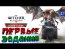 ⚔The Witcher 3 - Кровь и Вино! Первые задания! Сюжет! 27 ролевой экшн рпг прохождение стрим