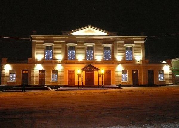 Таганрогский театр имени А.П. Чехова