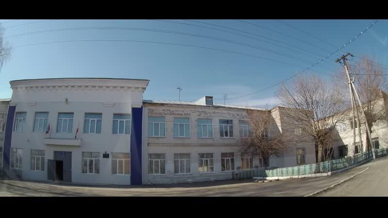 По улицам Вольска. Новосёлы, Красный Октябрь (17 школа), Комсомолец и обратно до Северного, 12 апреля 2019 г.