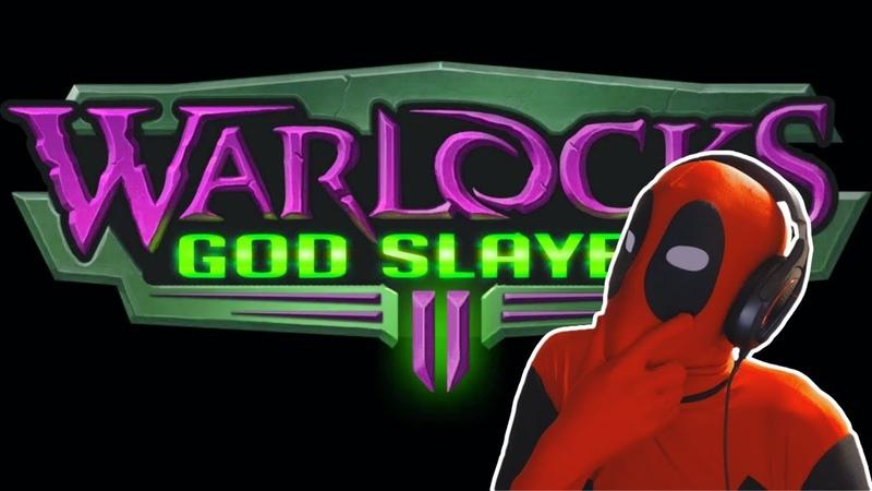 Warlocks 2: God Slayers | Gameplay | DEADPOOL LETS PLAYS WARLOCKS 2: GOD SLAYERS | Game | Let's Play