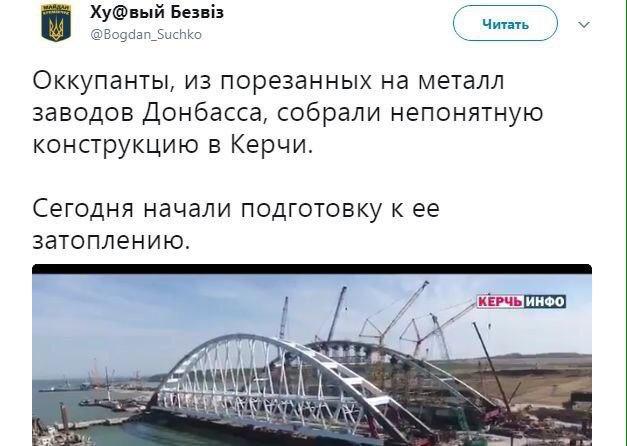 Анекдот Про Мост