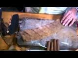 Изготовление сигар.