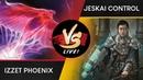 VS Live Izzet Phoenix VS Jeskai Control Modern Match 3