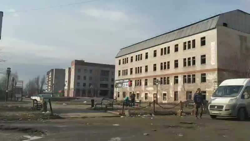 Иваново 2019 площадь Примирения