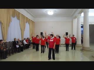 Волонтёры Мордовии приветствуют победителей!