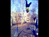 Training (street workout,ghetto workout,gimbarr)