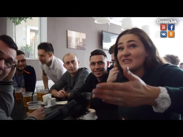 Таня Песык Про Блогеров - VIP Тернопiль - Фестиваль Лига Смеха 2017