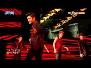 1080P HD   Super Junior   Super Show 5 Brazil   Twins