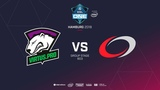 Virtus.pro vs compLexity Gaming - Game 2, Group B - ESL One Hamburg 2018