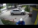 Пьяный прохожий избил ветерана в Челябинске