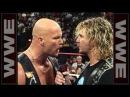 Stone Cold Steve Austin breaks Brian Pillman's ankle - Raw, Oct. 27, 1996